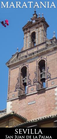 Espadaña de San Juan de la Palma