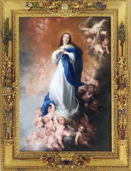 Inmaculada dee los Venerables