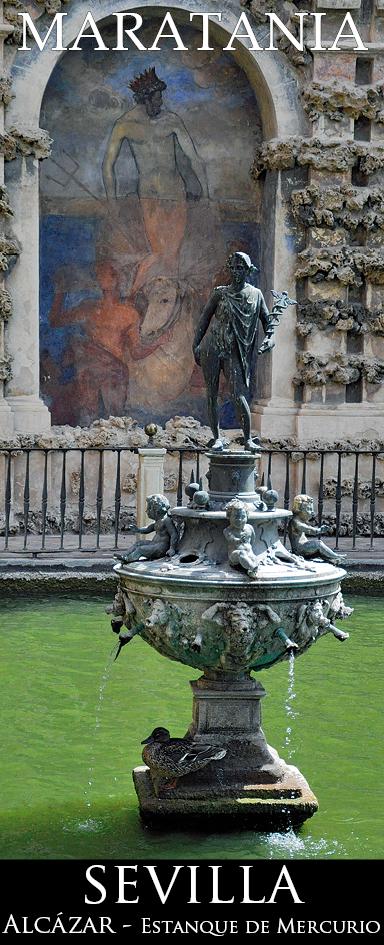 Cuando Sevilla era reina del comercio universal, levantaba hermosas estatuas a su dios.