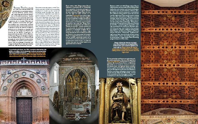 """El Convento de Santa Paula en nuestro libro de gran formato: """"y SEVILLA"""""""