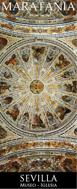 iglesa cúpula Museo de bellas artes sevilla