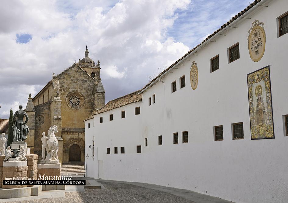 parroquia iglesia de santa marina de cóedoba