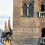 La Catedral de Sevilla desde el hotel EME