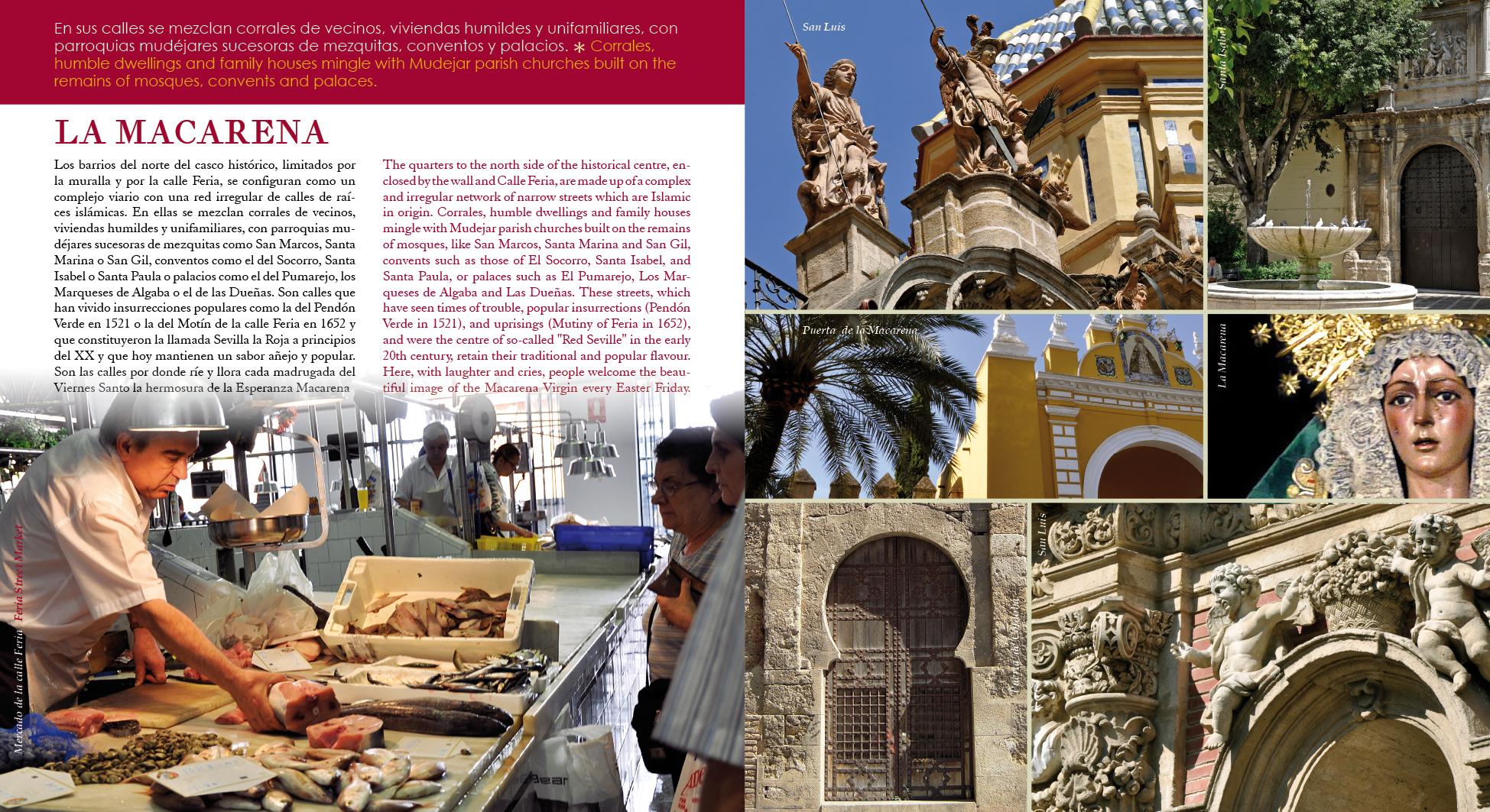 Sevilla, Ciudad y Provincia