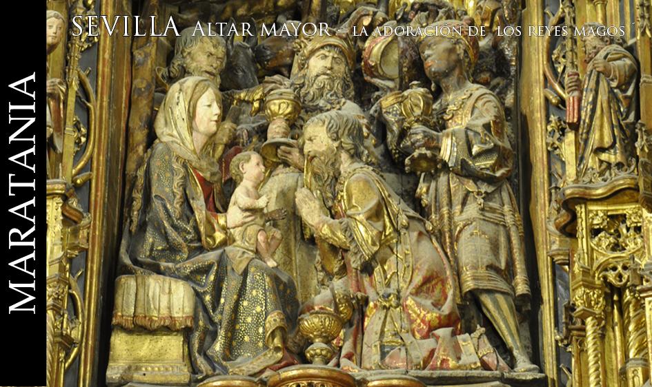 altar mayor magos