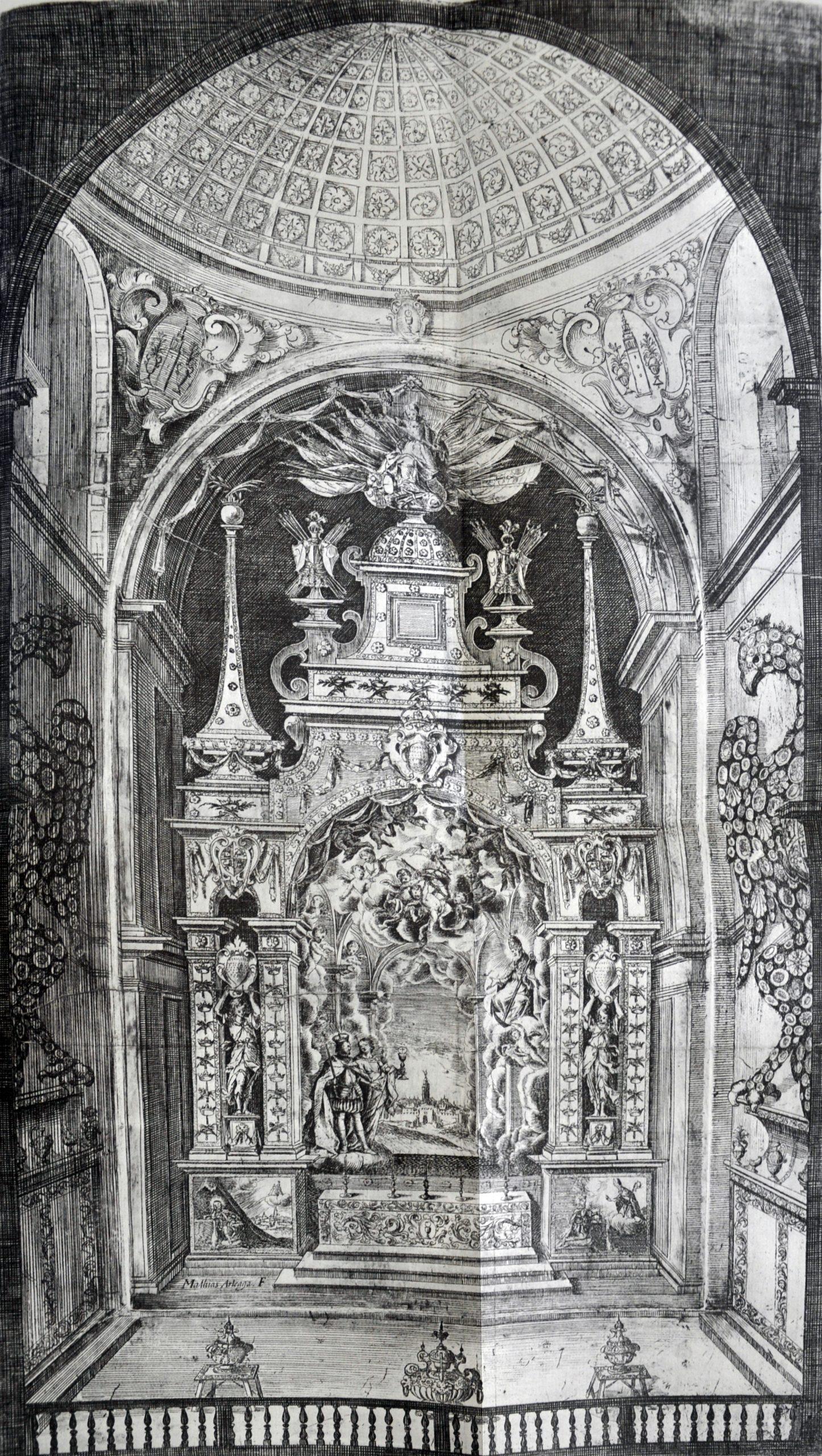 Fiestas de la Santa Iglesia Metropolitana y Patriarcal de Sevilla. Al nuevo culto del señor Rey S. Fernando