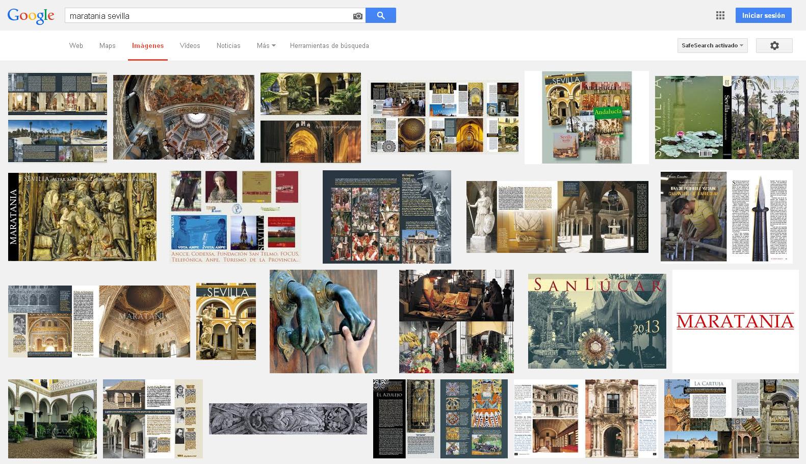 maratania sevilla google