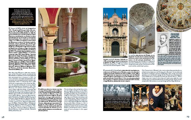 """El Museo en """"y Sevilla"""" (nuestro libro de gran formato sobre Sevilla)"""