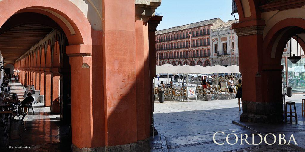 Portadilla de la Corredera en Córdoba y su Provincia
