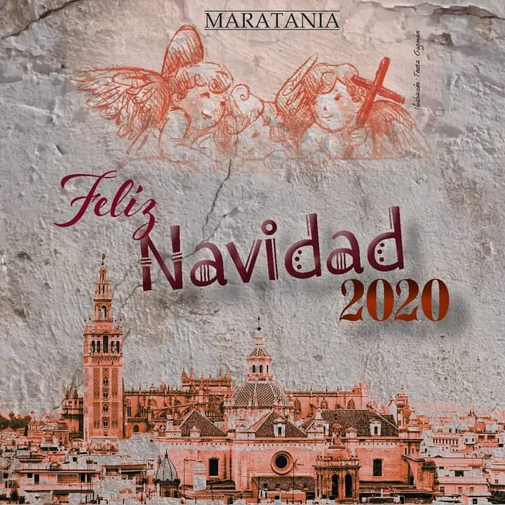 Feliz Navidad Maratania 2020