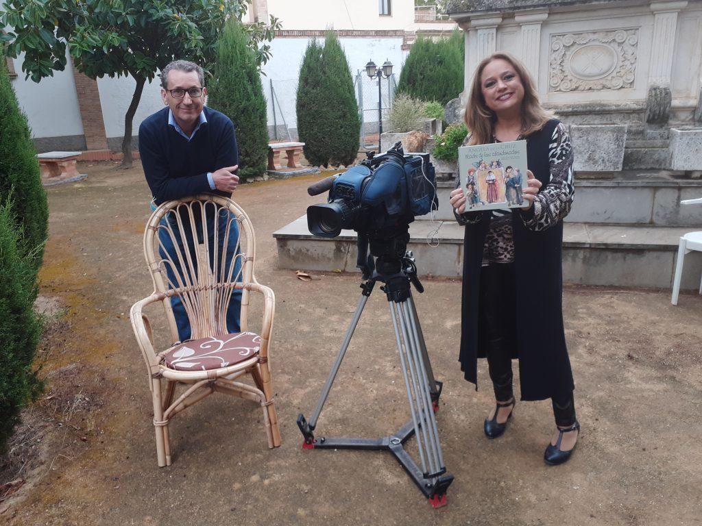 Susana Herrera y Juan Pablo Navarro Angela de la cruz madre de los abandonados